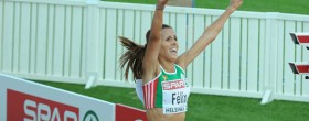 Dulce Felix wins 10000m