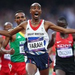 Farah voted 2012 European Athlete of the Year