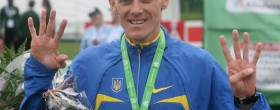 Serhiy Lebid - European Cross Country Legend