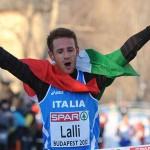 Andrea Lalli to Zurich 2014