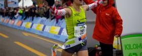 Lisa Stublic wins Zurich Marathon 2013