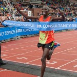 Top runners for Amsterdam