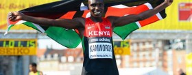 Kipsang Kamworor takes World Half title