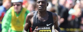 Moses Mosop for Prague Marathon
