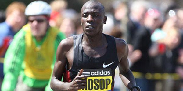 Moses Mosop