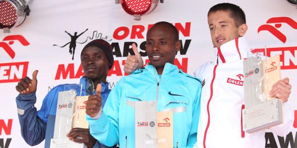 Tadesse Tola - Warsaw Marathon