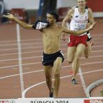 Mahiedine Mekhissi-Benabbad disqualified