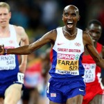 Mo Farah Gold in Zurich