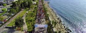 limassol marathon start