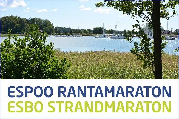 Espoo Rantamarathon Near Helsinki