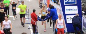 Olivera Jevtic - Belgrade Marathon