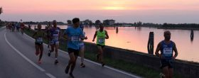 moonlight half marathon - jesolo