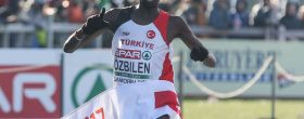 Ozbilen to the fore in Samorin