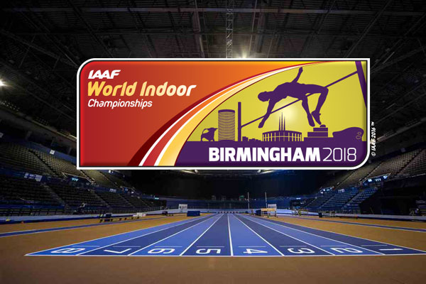 Birmingham 2018 - World Indoor Championships