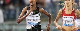 5000m European record for Hassan