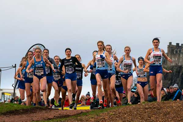 women cross country stirling 2019
