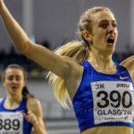 Reekie sets new British 800m indoor record