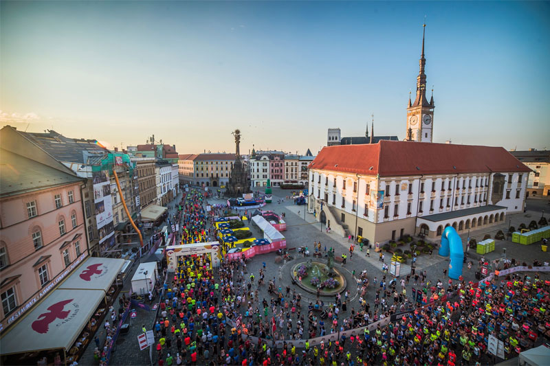 Olomouc half-marathon 2021 returns