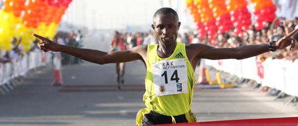 Geoffrey Mutai