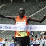 Kimetto sets World Record