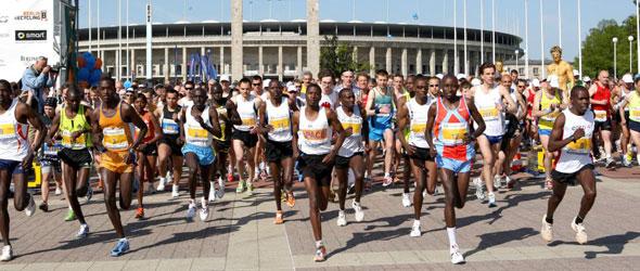 Berlin 25k Run