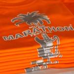 Music Marathon t-shirts