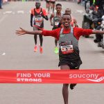 Wolde wins Egmond Half Marathon