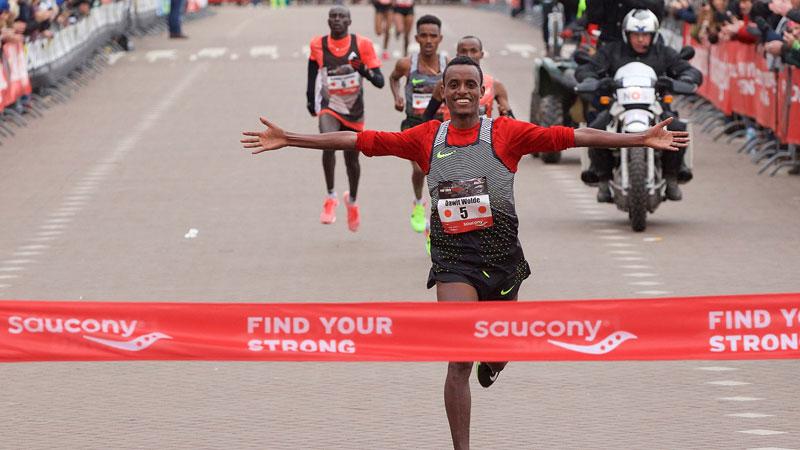 Dawit Wolde - Egmond Half Marathon
