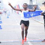 Bekele wins Kolkata 25k