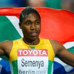 Caster Semenya – Limpopo proud of its golden girl