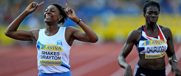 Athletes to Compete at Olympic Stadium