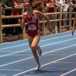 Van Dalen runs Olympic qualifier