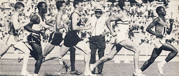Perth Commonwealth Games 1962