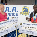 Kiprono, Smith Win Distance Medley Grand Prix