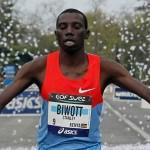 Biwott Shatters San Antonio Half Record