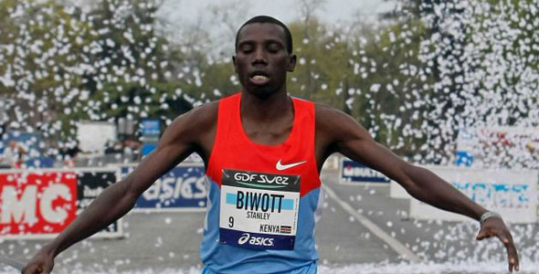 Stanley Biwott