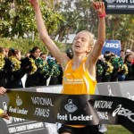 Cheserek, Rohrer take Titles