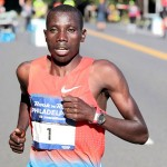 Biwott Repeats at Philadelphia