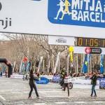 Barca World Record for Kiplagat