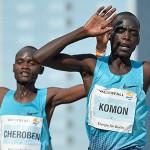 Komon takes Berlin in Fast Time