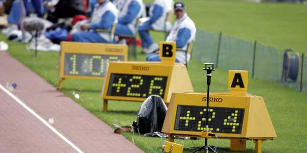IAAF extends timing partnership