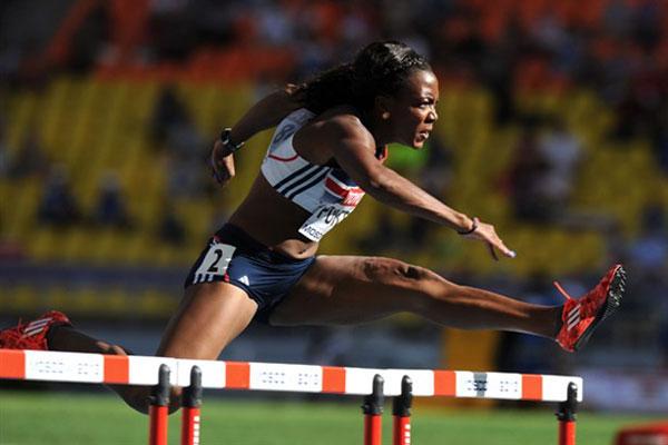 tiffany - hurdles