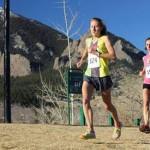 Amanda Scott sets course record