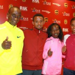 Kipchoge, Keitany ready to rock at RAK