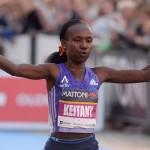 Mary Keitany smashes Olomouc course record
