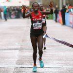 Peres Jepchirchir sets Record at the RAK Half Marathon