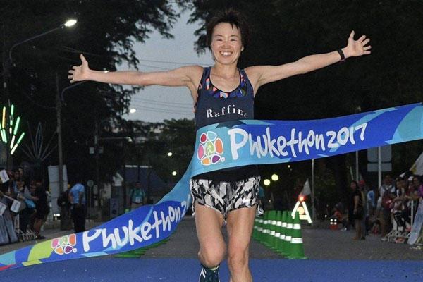 Azusa Nojiri - Pukethon 2017