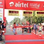 Tsehay Gemechu surprise Delhi Half Marathon winner