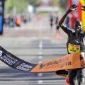 Kiptum, new world half marathon record in Valencia