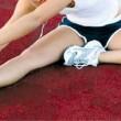 Mechanism of injury – Hamstring